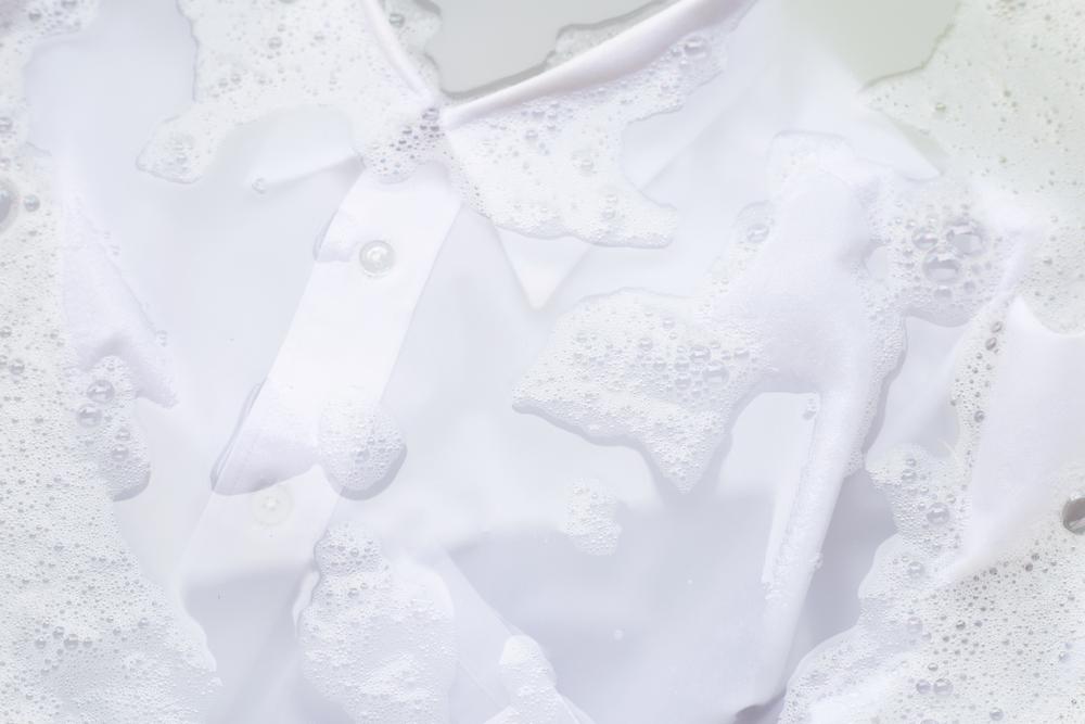 Vask af hvidt tøj