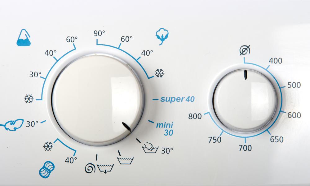 Hvilke vaskeprogrammer har du på din vaskemaskine, og hvad betyder de?